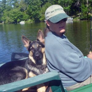 Dog-with-angler-on-board-W700-fishing-kayak